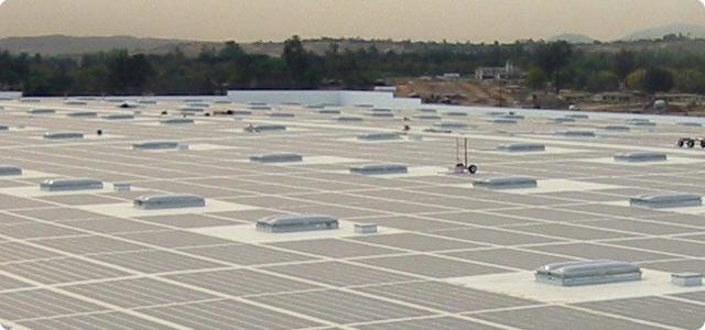 Tesco Fresh Easy 171 Uni Solar